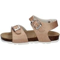 Schuhe Mädchen Sandalen / Sandaletten Evoca EJ307A NACKT