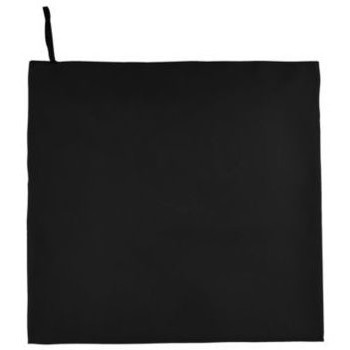 Home Handtuch und Waschlappen Sols ATOLL 100 Negro Negro