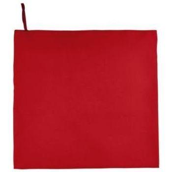 Home Handtuch und Waschlappen Sols ATOLL 100 Rojo Rojo