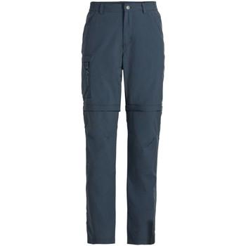 Kleidung Herren Cargo Hosen Vaude Sport Me Farley ZO Pants V 42172 303 blau