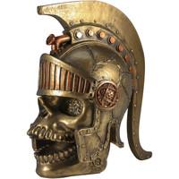 Home Statuetten und Figuren Signes Grimalt Schädel Dorado