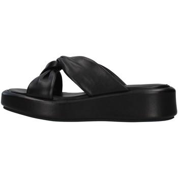 Schuhe Damen Pantoffel Tres Jolie 2050/YARA SCHWARZ