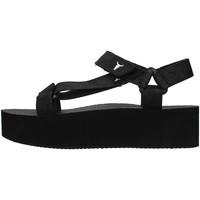 Schuhe Damen Sandalen / Sandaletten Windsor Smith PEEPED SCHWARZ