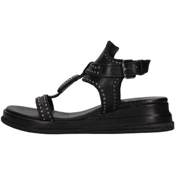 Schuhe Damen Sandalen / Sandaletten Zoe CHEYENNE02 SCHWARZ