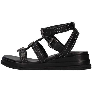 Schuhe Damen Sandalen / Sandaletten Zoe CHEYENNE04 SCHWARZ