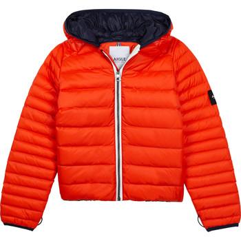 Kleidung Kinder Daunenjacken Aigle ANITA Orange