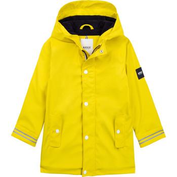 Kleidung Kinder Windjacken Aigle PAULA Gelb