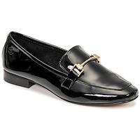Schuhe Damen Slipper Betty London PANDINO Schwarz