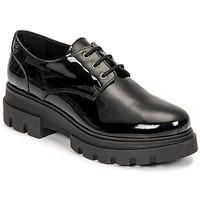 Schuhe Damen Derby-Schuhe Betty London PANDINU Schwarz