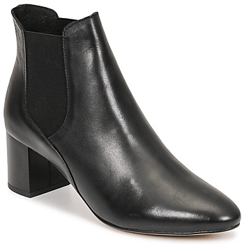 Schuhe Damen Low Boots Betty London PANDINOU Schwarz