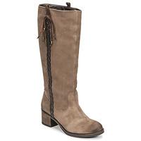 Schuhe Damen Klassische Stiefel Betty London ELOANE Maulwurf