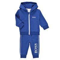 Kleidung Jungen Jogginganzüge BOSS LOLITA Blau