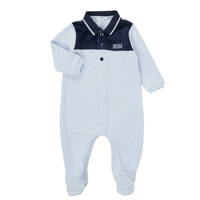 Kleidung Jungen Pyjamas/ Nachthemden BOSS FILOMENA Blau