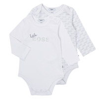 Kleidung Jungen Pyjamas/ Nachthemden BOSS SEPTINA Weiss