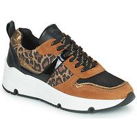 Schuhe Damen Sneaker Low Betty London PRIETTE Cognac