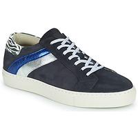 Schuhe Damen Sneaker Low Betty London PITINETTE Marine