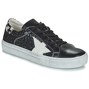 Schuhe Damen Sneaker Low Betty London PAVLINA Schwarz