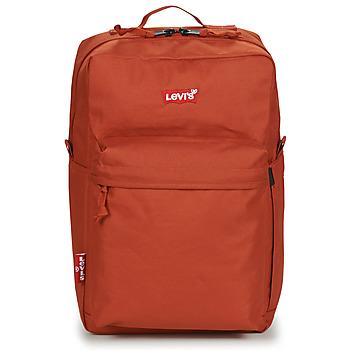 Taschen Rucksäcke Levi's LEVI'S L PACK STANDARD Rot