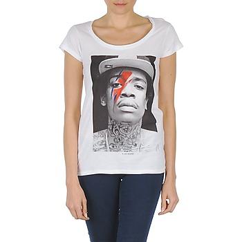 Kleidung Damen T-Shirts Eleven Paris KALIFA W Weiss