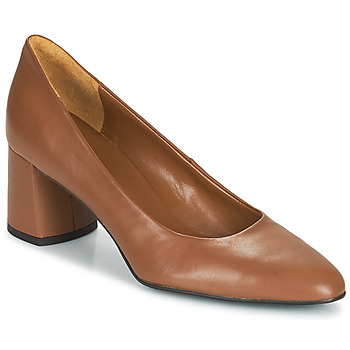 Schuhe Damen Pumps Betty London  Cognac