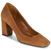 Schuhe Damen Pumps Betty London PANERA Camel