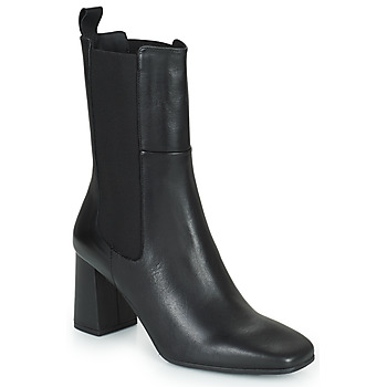 Schuhe Damen Low Boots Betty London PASTILLE Schwarz