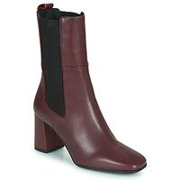 Schuhe Damen Low Boots Betty London PASTILLE Bordeaux