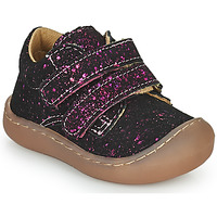 Schuhe Mädchen Sneaker Low Citrouille et Compagnie PIOTE Rose