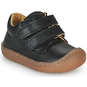Schuhe Kinder Sneaker Low Citrouille et Compagnie PIOTE Schwarz