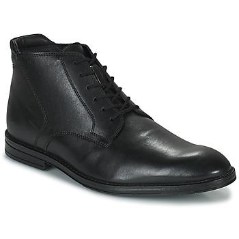 Schuhe Herren Boots Clarks CITISTRIDERISE Schwarz