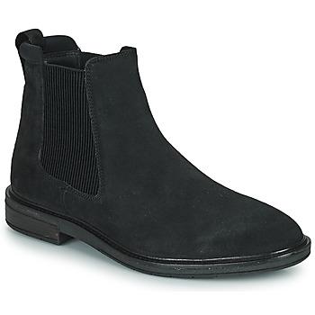 Schuhe Herren Boots Clarks CLARKDALE HALL Schwarz