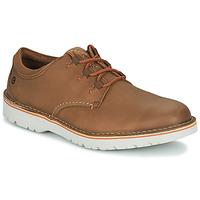 Schuhe Herren Derby-Schuhe Clarks EASTFORD LOW Camel