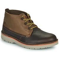 Schuhe Herren Boots Clarks EASTFORD MID Braun