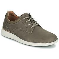 Schuhe Herren Derby-Schuhe Clarks LARVIK TIE Braun