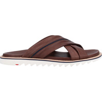 Schuhe Herren Sandalen / Sandaletten Lloyd Pantoletten Kaffee