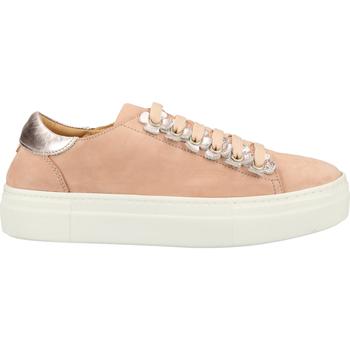 Schuhe Damen Sneaker Darkwood Sneaker Rosa