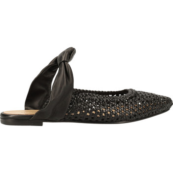 Schuhe Damen Sandalen / Sandaletten Melvin & Hamilton Slipper Schwarz
