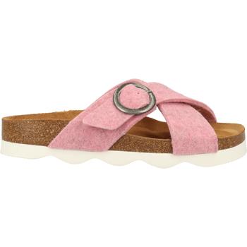 Schuhe Damen Sandalen / Sandaletten Shepherd Hausschuhe Pink