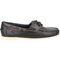 Schuhe Damen Bootsschuhe Sebago Halbschuhe Navy