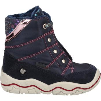 Schuhe Mädchen Klassische Stiefel Pepino Stiefel Marine