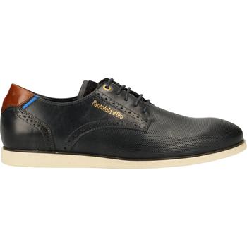 Schuhe Herren Derby-Schuhe Pantofola d'Oro Halbschuhe Dress Blue
