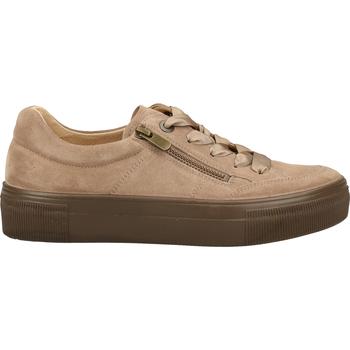 Schuhe Damen Sneaker Legero Sneaker Beige