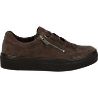 Schuhe Damen Sneaker Legero Sneaker Grau
