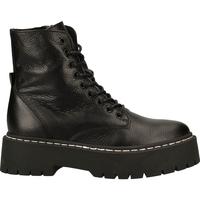 Schuhe Damen Boots Steve Madden Stiefel Black