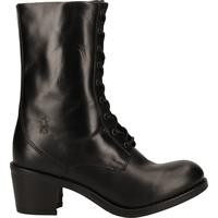 Schuhe Damen Stiefel Fly London Stiefel Black