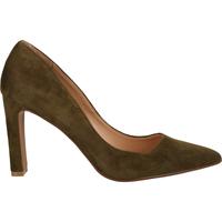 Schuhe Damen Pumps Steven New York Pumps Olive