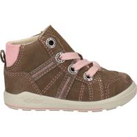 Schuhe Mädchen Babyschuhe Pepino Halbschuhe Grau/Rosa