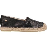 Schuhe Damen Slip on Fred de la Bretoniere Halbschuhe Schwarz