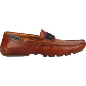 Schuhe Herren Slipper Pantofola d'Oro Slipper Braun