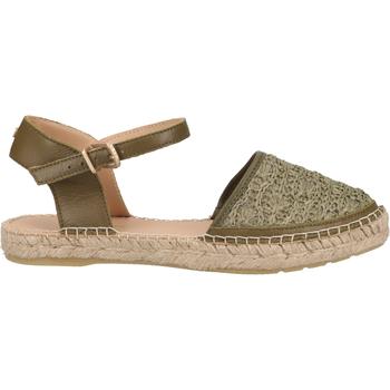 Schuhe Damen Sandalen / Sandaletten Fred de la Bretoniere Sandalen Grün
